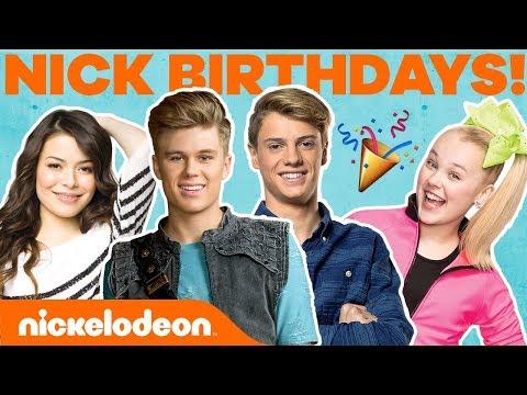 Nick Stars Birthdays & Zodiac Signs ♎ Ft. JoJo Siwa, Henry Danger & More! | #NickStarsIRL