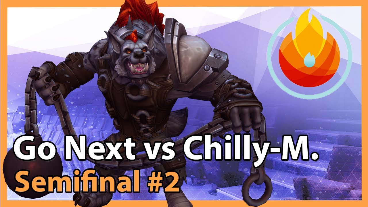 Chilly Mountain vs. Go Next - Masters Clash Q2 - Heroes of the Storm