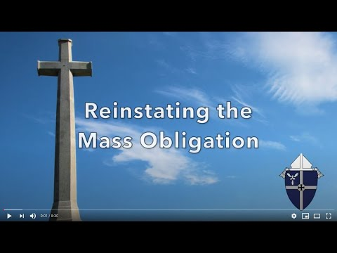 Mass Obligation Reinstated Feb. 20-21, 2021