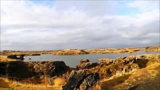 Mývatn ミーヴァトン湖 ミーバトンクラシックツアー アイスランド