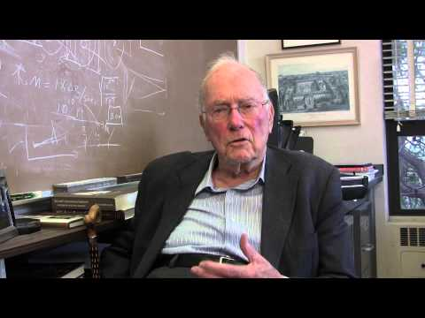 Nobel Prize Winner Charles Townes on Science and Religion