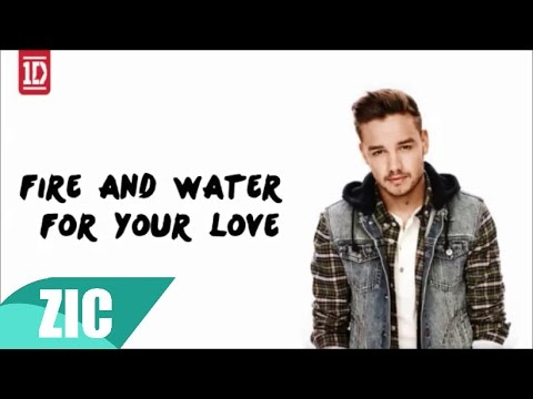 One Direction - Through the dark (Lyrics)