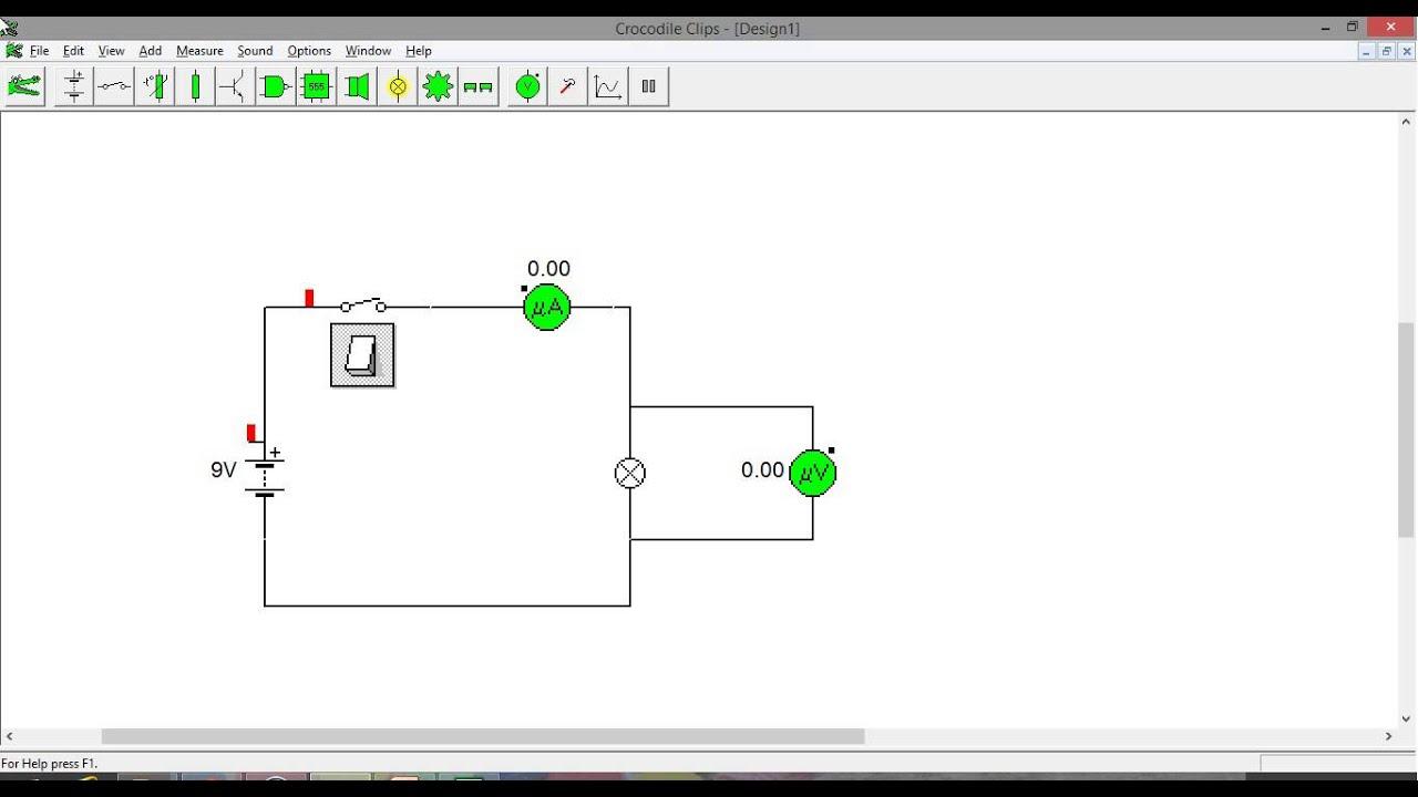 Circuito Electrico Simple : Circuito electrico simple youtube