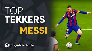 LaLiga Tekkers: Messi lidera un importante triunfo del FC Barcelona