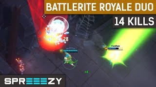 Explosive Battlerite Royale Duo Game with FaZe Fuzzface