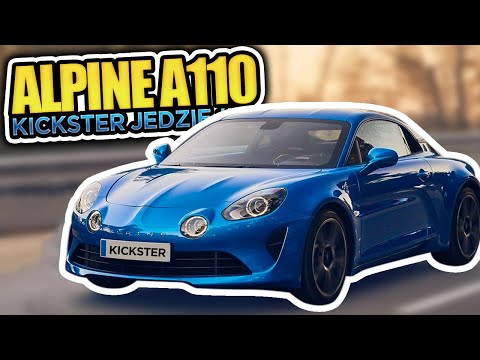 Alpine A110 - Kickster jedzie #19 from YouTube · Duration:  17 minutes 11 seconds