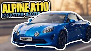 Alpine A110 - Kickster jedzie #19