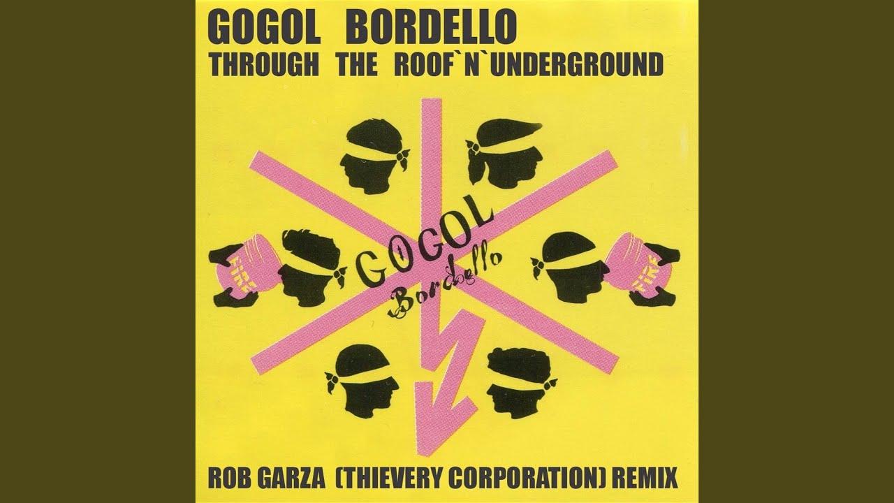 Through The Roof N Underground Rob Garza Remix 2013