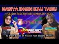 DJ HANYA INGIN KAU TAHU | DJ IRPAN BUSIDO_69 PROJECT Ft BOSSAKI CHANNEL