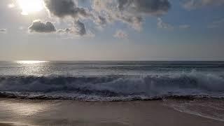 Расслабляющий Звук Индийского Океана и Натуральные звуки Пляжа на Закате