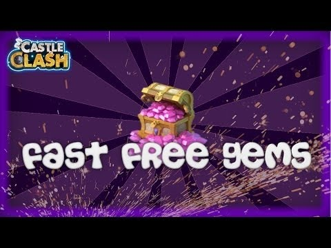 How To Get Free Gems In Castle Clash!?