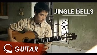 Jingle Bells - Guitar solo - ( Q Guitar )