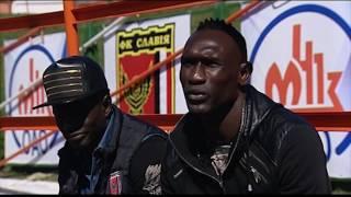 Сенегальцы Мозыря. Исса и Биран Ндойе
