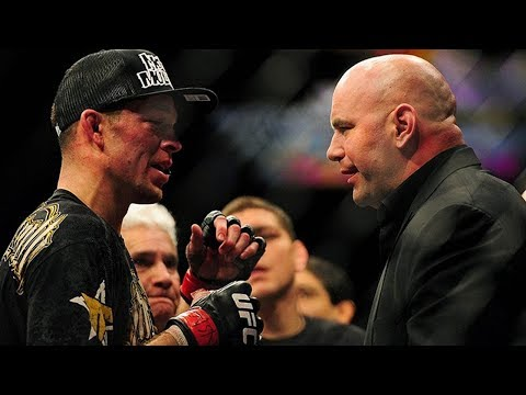 Dana White RESPONDS to Nate Diaz's Threat to Leave UFC for Boxing