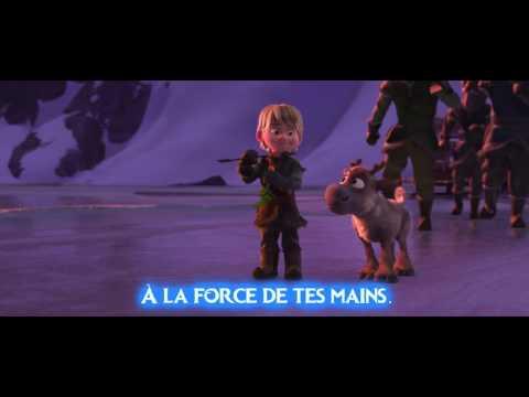 Frozen Heart in French (Le Cœur de glace)-Soundtrack Version