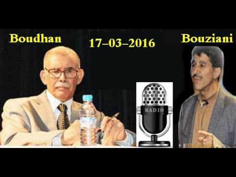 Mohamed boudhan - Radio tamazight rabat 2016