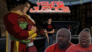 Young Justice 1x16 REACTION!! {FAILSAFE} #FOREVERSHOOK