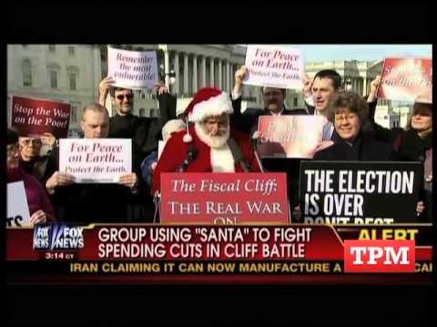 A Cable News Christmas