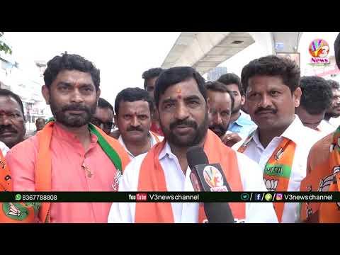 LB Nagar Constituency BJP Senior Leader Mogillapally Upender Gupta Speech