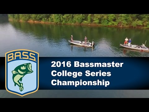 2016 Bassmaster College National Championship