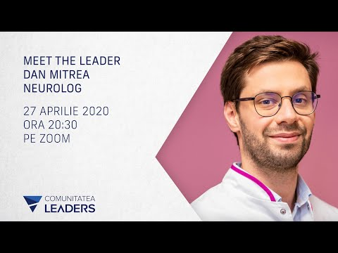 Dan Mitrea și Dragos Tudorache, Neuroaxis la Meet the Leader