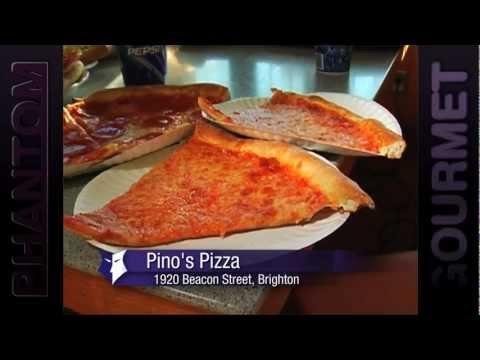 Boston's Best Pizzerias (Phantom Gourmet)