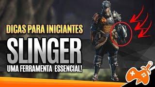 Monster Hunter World: Dicas sobre o SLINGER, Conheça TODAS AS FUNÇÔES   Dicas para iniciantes   Guia