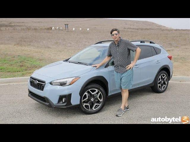 2018 Subaru Crosstrek Limited Test Drive Video Review Youtube