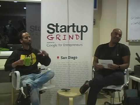 Startup Grind - Ashok Kamal: Rapitvism, Startup Success, and Funding