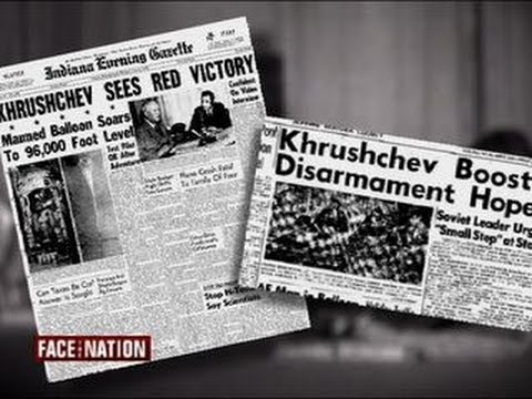"Nikita Khrushchev and ""Face the Nation""'s biggest scoop"