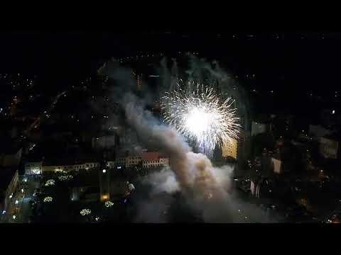 Ohňostroj - Hodonín 2018