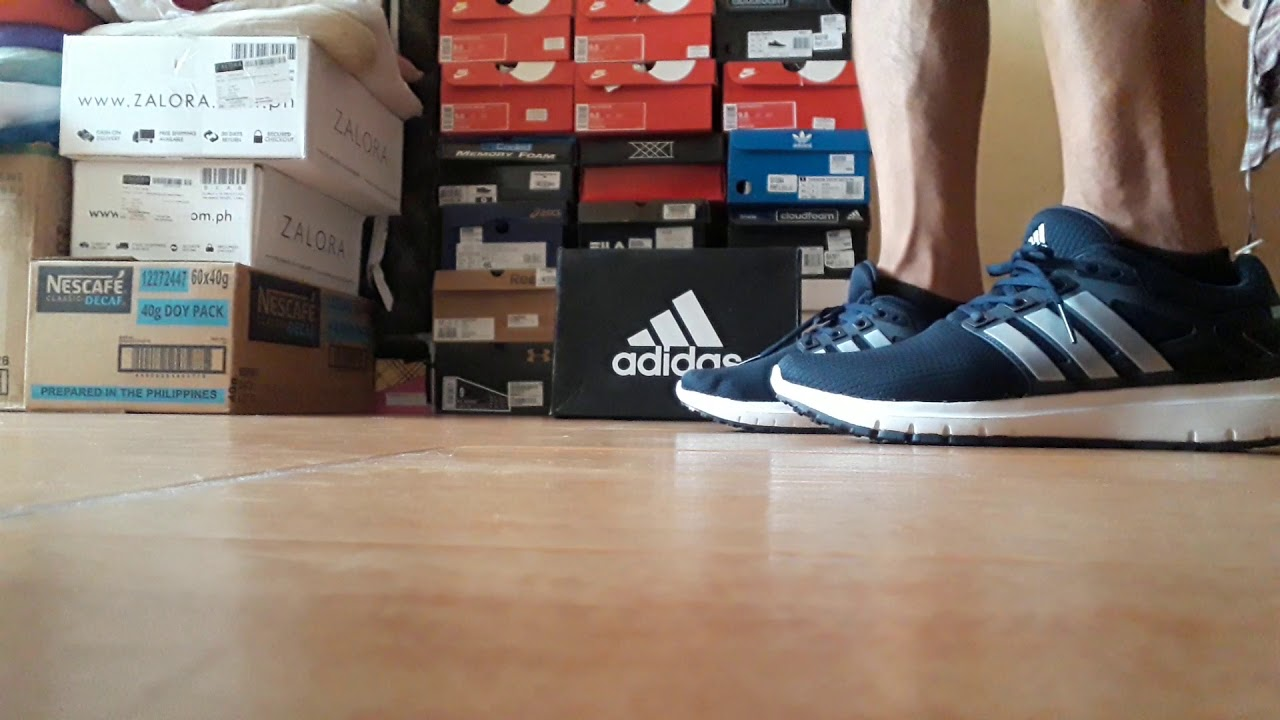 best service ade80 e0718 Adidas Energy Cloud wtc on feet ( blue colorway)