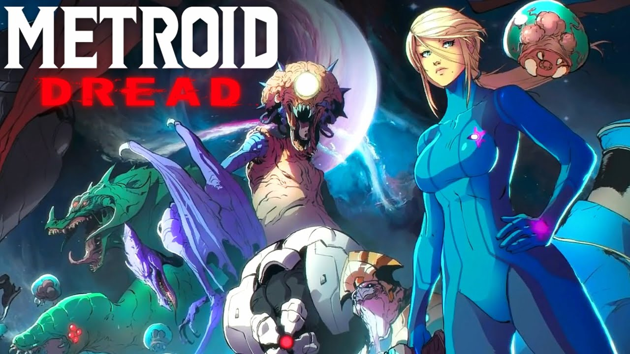 Download Metroid Dread - Full Game Walkthrough