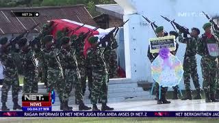 Download Jenazah Serda Handoko Dimakamkan Secara Militer   NET24 Mp3 and Videos