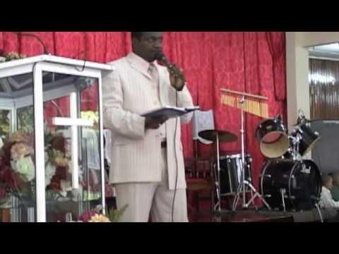 Guyana Miracle Crusade - Pastor Sam Addai