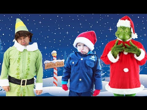 Download Youtube: Buddy the Elf Where's my GPS Silly funny kids Christmas video featuring SANTA