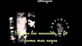Obsidian Voice - Schneezart  -  Subtitulado
