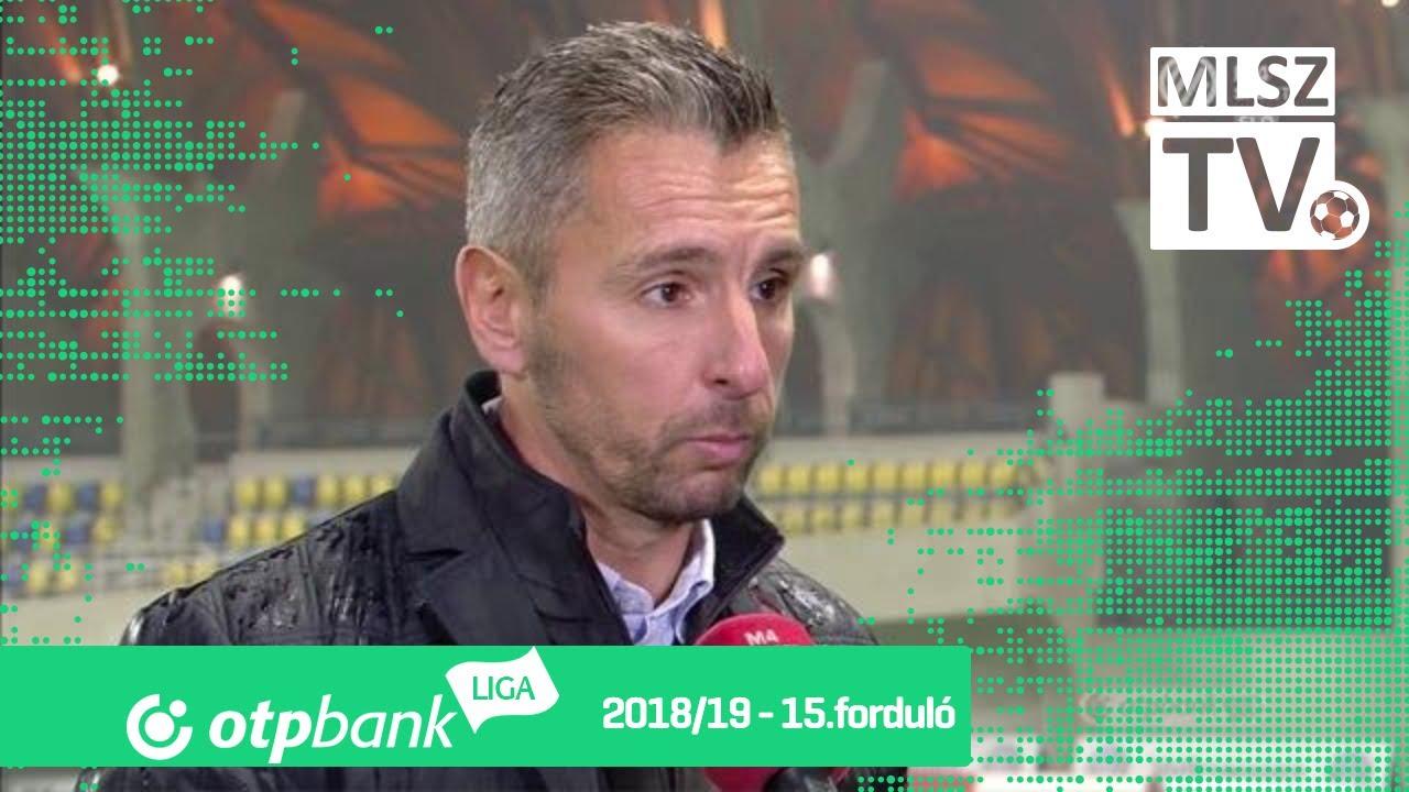 Edzői értékelések a Puskás Akadémia FC - Szombathelyi Haladás mérkőzésen