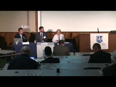 ALI 2014 Air & Space Law Symposium, Panel 3: Final