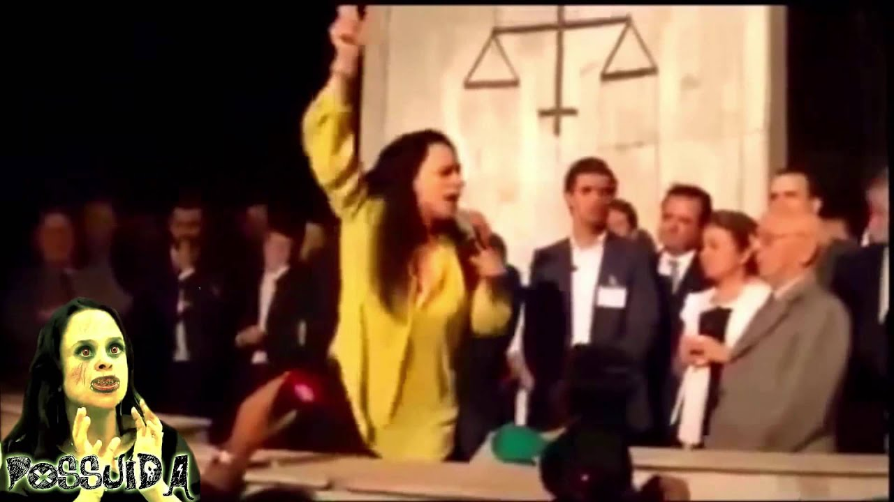 A Possuída Janaina Paschoal Youtube