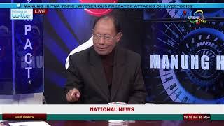 MYSTERIOUS PREDATOR ATTACKS ON LIVESTOCKS On Manung Hutna 30 November 2018