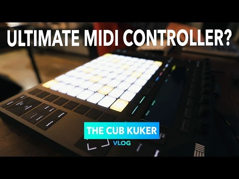 Ableton Push 2 Review - Best MIDI Controller?