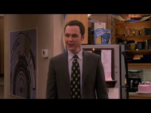 Download The Big Bang Theory season9 episode 17   SHELDON's birthday celebrations