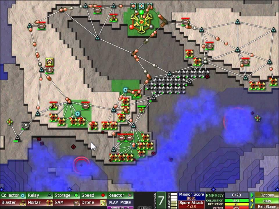 Creeper world 3 hacked