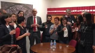 Gennevilliers solidaire des prisonniers palestiniens