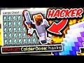 HACKER CALLS HACKS! (Minecraft Money Wars)