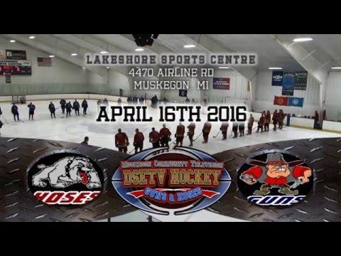 Muskegon Guns and Hoses Hockey 2016