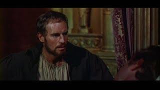 Charlton Heston as Michelangelo
