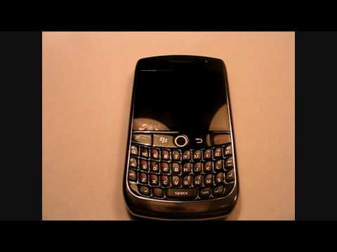 Blackberry Curve 8900 Fixed