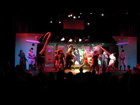 OCC Theater presents RETURN TO THE FORBIDDEN PLANET Act 2